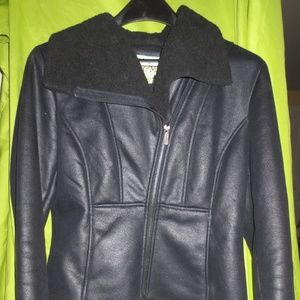 Black Maralyn and Me Jacket M